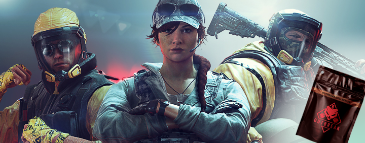 Rainbow Six Siege Outbreak Event Announced, Will Be Free To All