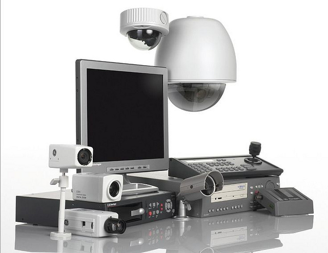 What Gadgets are Included in Top of the Line Security Systems?