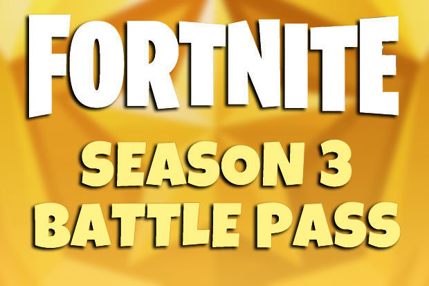 Fortnite's New Battle Pass Detailed, Here's What It Includes