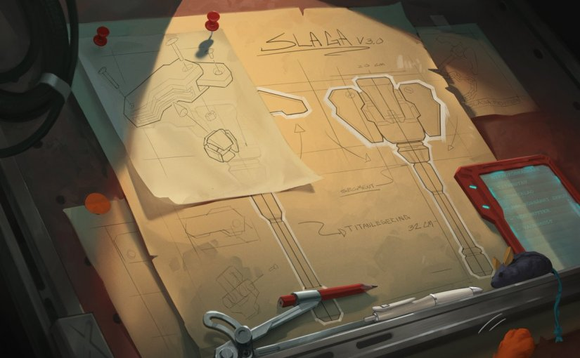 New Overwatch Tease  Hints A New Hero's Weapon