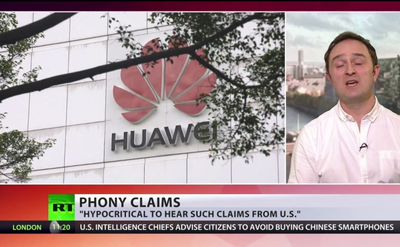 Huawei: Undetected Spying, Commercial Witch Hunt or China Bashing?