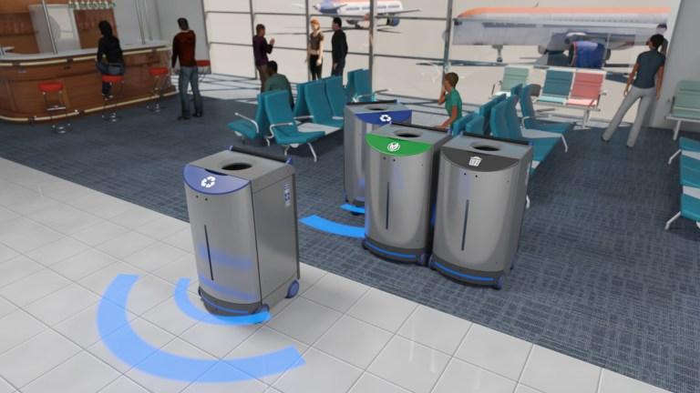 Artificial Intelligence Startup Develops New Mobile Autonomous Robots