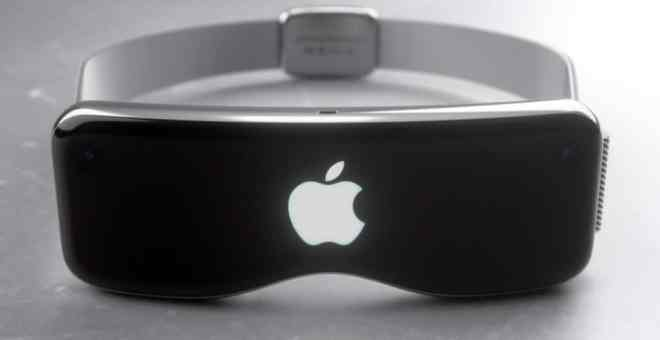 Apple AR VR Headset