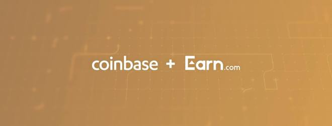 Coinbase and Earn.com