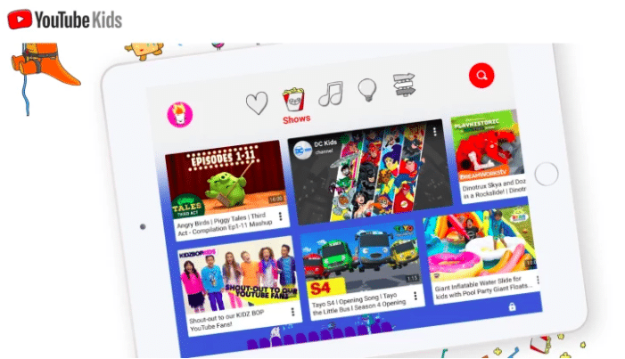 YouTube Kids is Releasing a Non-Algorithmic Version Of Its App