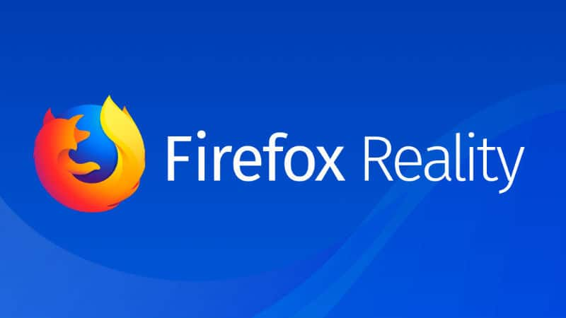 Mozilla Releases Firefox Reality Browser  For AR, VR