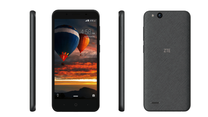 First Android Go Phone From ZTE is Now Available in the US