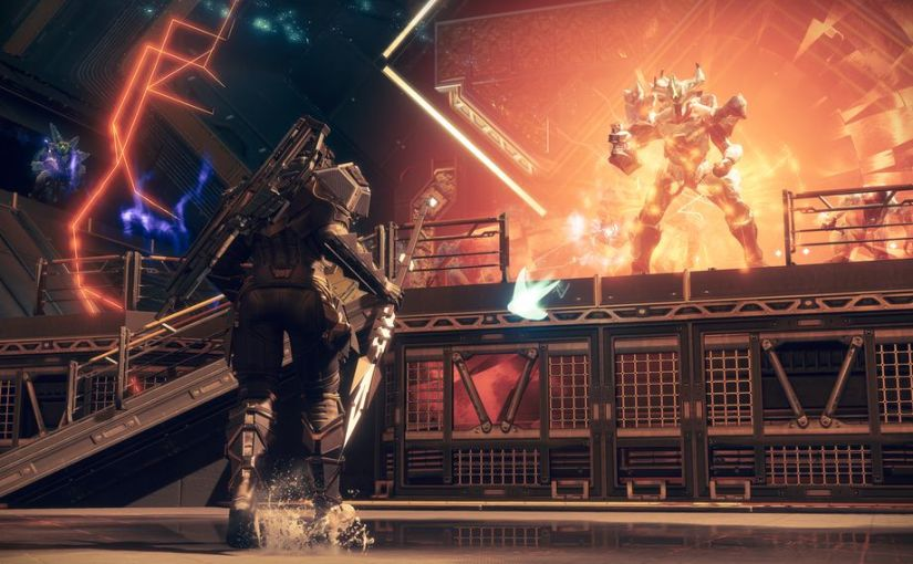 Bungie Releases Destiny's Warmind  DLC For PC, PS4, & Xbox One