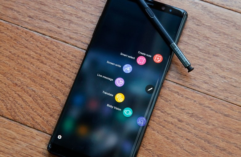Check It Here: Samsung's Galaxy Note 9 Just Leaked