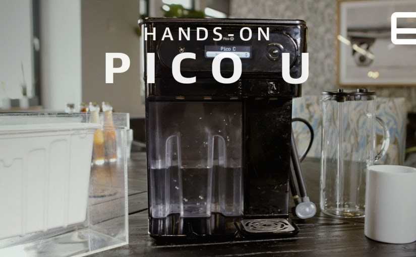 Pico U: Universal Brewer for Most of the Good Stuff