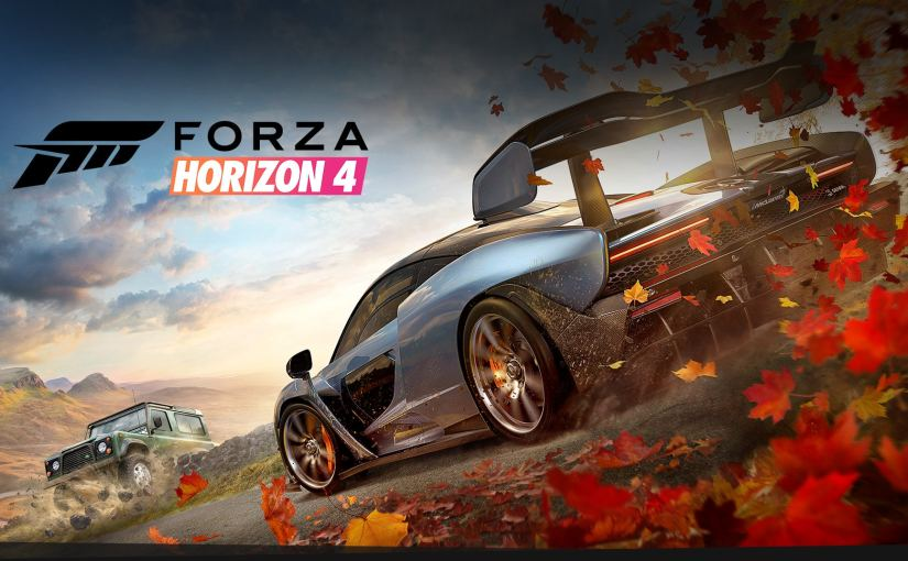 Microsoft Announces Forza Horizon 4 for Xbox One and PC