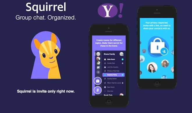 squirrel app