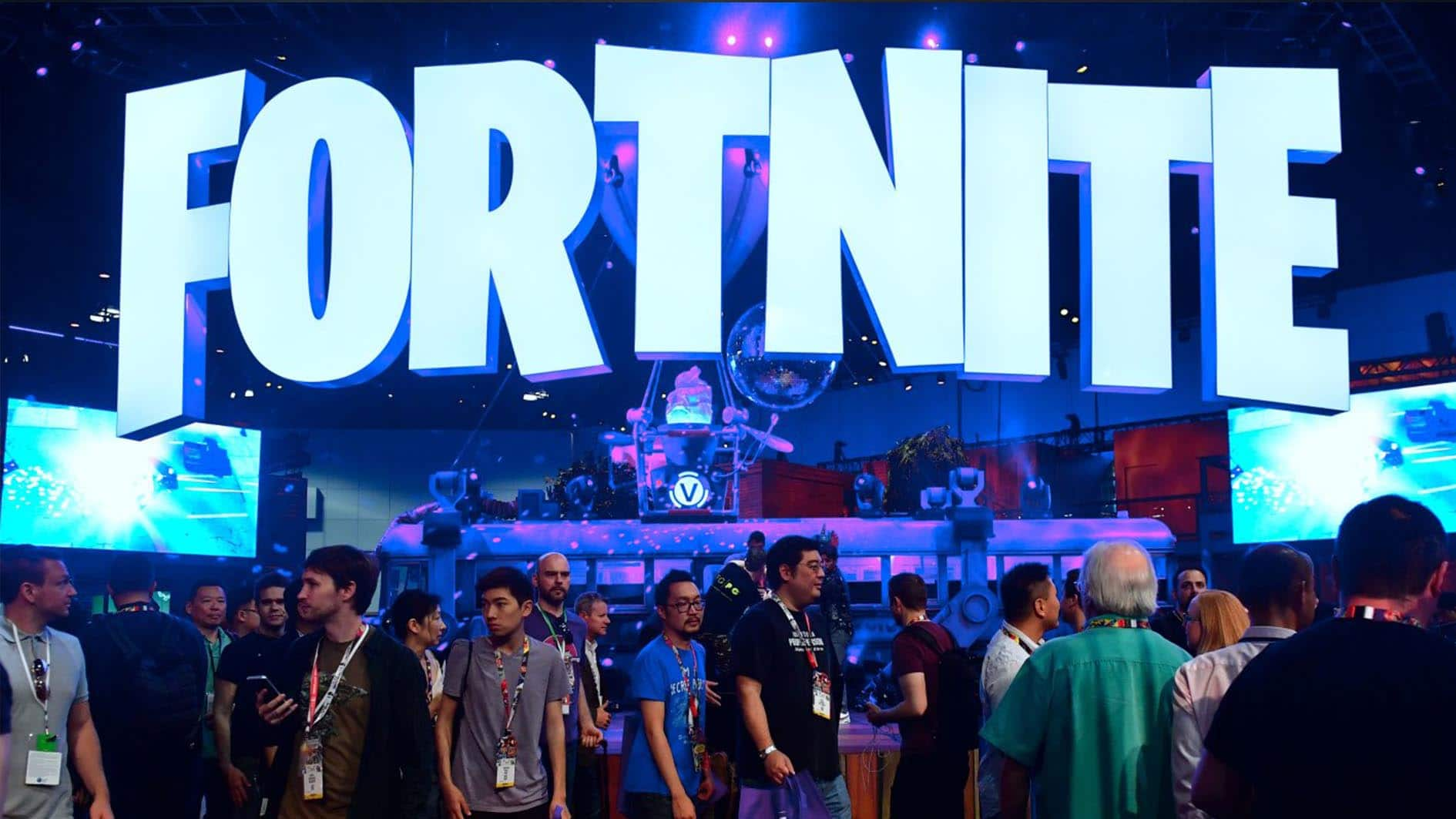 Fortnite On Switch Has Built-In Voice Chat, No App Required