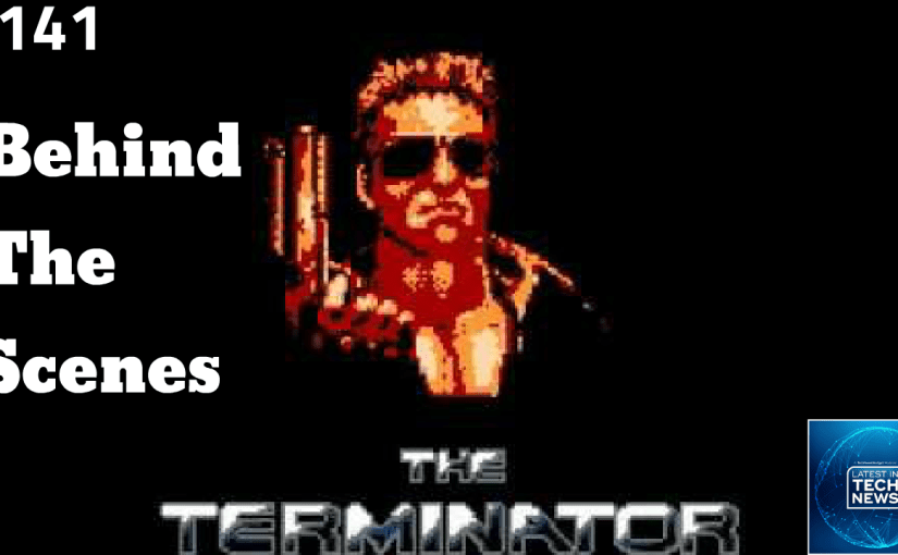 #141 The 1989 Terminator Game That Never Released