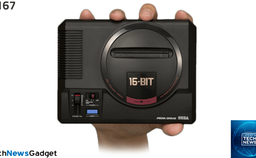 #167 The Sega Genesis Mini