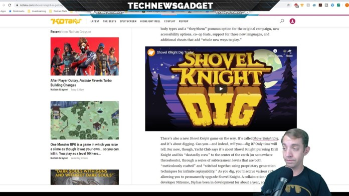 #176 Shovel Knight Digs Up A New Game