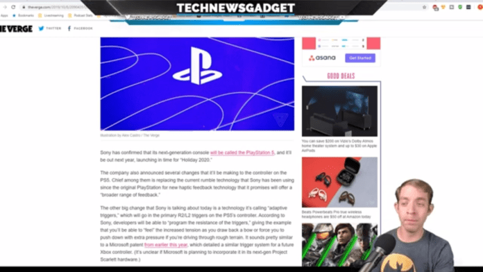 #196 All About The Playstation 5