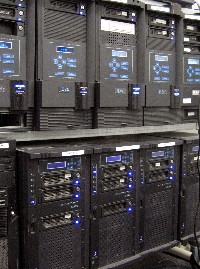 Server farm (Simon Law/Flickr)