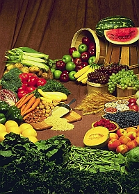 Complex carbohydrates (Agricultural Research Service/USDA)