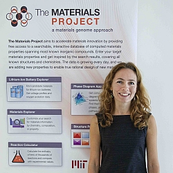 Kristin Persson, Materials Project co-founder (Roy Kaltschmidt/Lawrence Berkeley National Lab)
