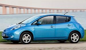 Nissan Leaf (Nissan Motors)