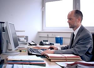 EPO patent examiner (European Patent Office)