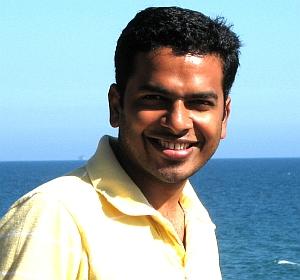 Nishit Doshi (UC Santa Barbara)