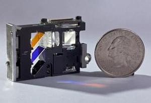Picoprojector (ImagineOptix Corp.)