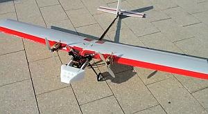 Fixed-wing robot craft (Robust Robotics Group/MIT)