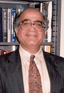 Mohammad Faghri (University of Rhode Island)