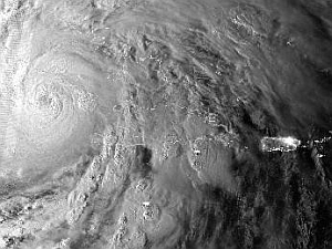 Hurricane Sandy, 27 October 2012 (NASA.gov)