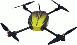 StitchCam drone