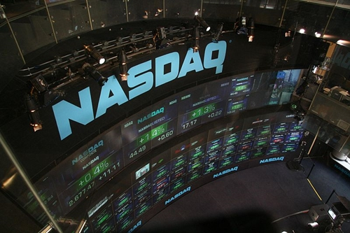 NASDAQ display
