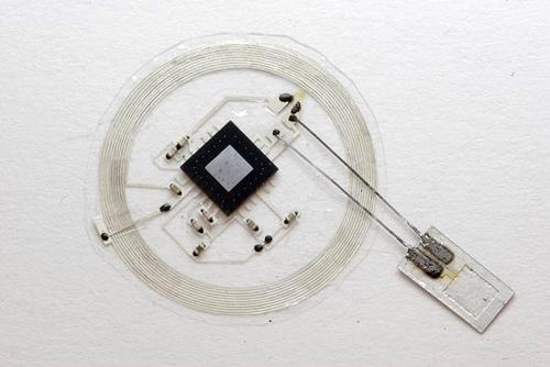Tiny brain sensor