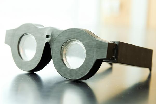 Eyeglasses with smart lenses