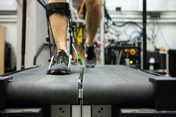 Foot-ankle exoskeleton