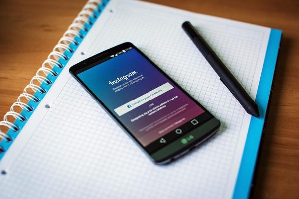 Phone, pen, notebook