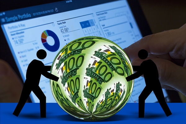 Investment graphic