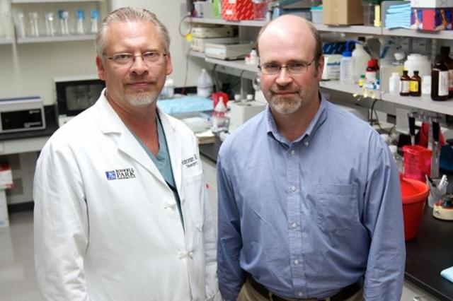 Robert Fenstermaker and Michael Ciesielski