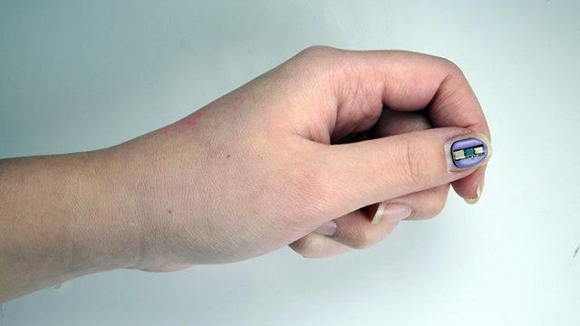 UV sensor chip