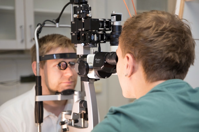 Laser treatments for AMD