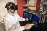Virtual reality, expansion microscopy