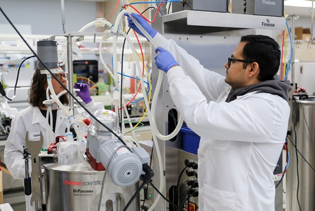 AskBio Bioreactor