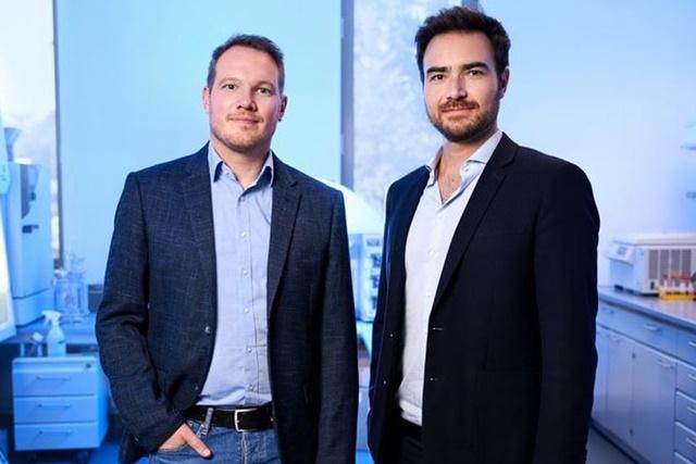 Bluu Bioscience founders