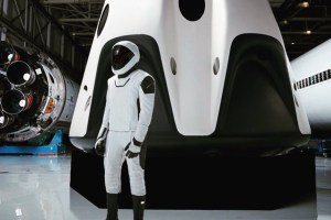 SpaceX Tested Its New Spacesuits For Future Moon And Mars Missions