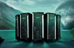 "HPE & Nvidia Partner for ""The Virtual AI Summit"" Compute, SW Defined, HPC & AI"