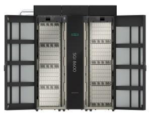 HPE Preparing SGI UV5 Support For The Linux Kernel