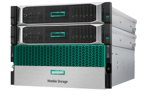 HPE Nimble dHCI Featuring M-series Switches