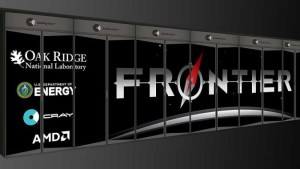Frontier to Meet 20MW Exascale Power Target Set by DARPA in 2008