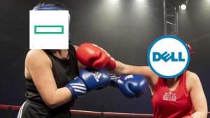 HPE CEO Antonio Neri: Dell Apex 'Is VMware—It's Not Dell'
